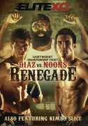 EliteXC: Renegade - Diaz Vs. Noons , K.J. Noons