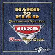 Hard to Find Jukebox Classics 1959: Teen Pop Gold /  Various