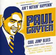 Aint Nothin Happenin [Import] , Paul Gayten