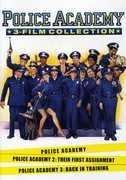 Police Academy 1-3 Collection , Steve Guttenberg