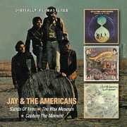 Sands of Time /  Wax Museum /  Capture the Moment [Import] , Jay & the Americans