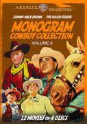 Monogram Cowboy Collection: Volume 8 , Johnny Mack Brown