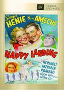 Happy Landing , Sonja Henie