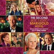 The Second Best Exotic Marigold Hotel (Score) (Original Soundtrack) , Alfred Newman
