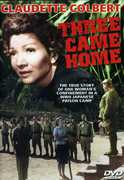 Three Came Home , Claudette Colbert