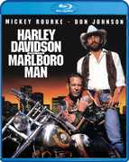 Harley Davidson and the Marlboro Man , Mickey Rourke