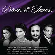 Divas & Tenors [Import] , Various Artists