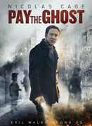 Pay the Ghost , Nicolas Cage