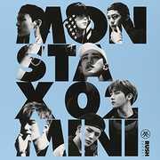 Rush (2nd Mini Album) Secret Version [Import] , Monsta X
