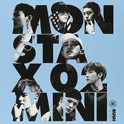 Rush (2nd Mini Album) Secret Version [Import] , Monsta X