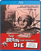 The Brain That Wouldn't Die , Linda Brent