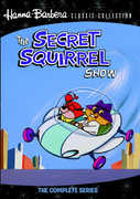 The Secret Squirrel Show: The Complete Series
