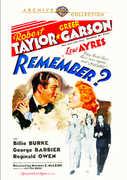Remember? , Greer Garson
