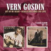 Out Of My Heart /  Nickels & Dimes & Love [Import] , Vern Gosdin