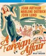 A Foreign Affair , Jean Arthur