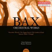 Orchestral Works 3 , Bryden Thomson