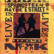 Live in New York City , Bruce Springsteen