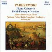 Piano Concerto: Polish Fantasy /  Pno Cto in a , Janina Fialkowska