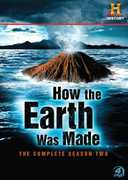 How the Earth Was Made: The Complete Season Two , Edward Herrmann