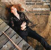 Bridge Across the Pyrenees: Flute Concertos , Sharon Bezaly