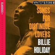 Songs for Distingue Lovers [Import] , Billie Holiday