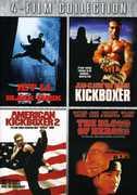 Black Mask /  Kickboxer /  American Kickboxer 2 /  Blood of Heroes , Dennis Chan