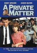 A Private Matter , Sissy Spacek