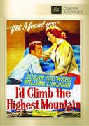 I'd Climb the Highest Mountain , Susan Hayward