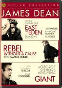 James Dean: 3-Film Collection , James Dean