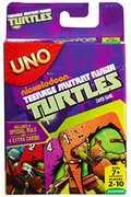 Mattel Games - UNO TMNT Card Game