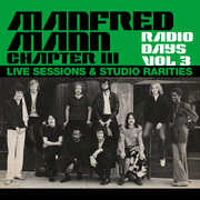 Radio Days Vol. 3: Live Sessions & Studio Rarities , Manfred Mann Chapter 3