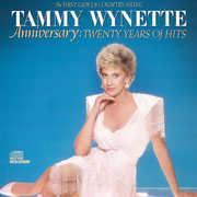 Anniversary: 20 Years of Hits , Tammy Wynette