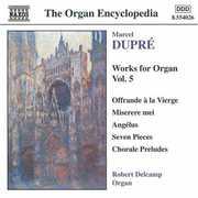 Works for Organ 5 , Robert Delcamp