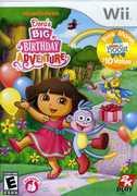 Dora the Explorer: Dora's Big Birthday Adventure for Nintendo Wii