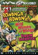 Bowanga Bowanga /  The Wild Women of Wongo /  Virgin Sacrifice , Jean Hawkshaw