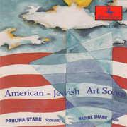 American-Jewish Art Songs