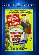 The Private War of Major Benson , Charlton Heston