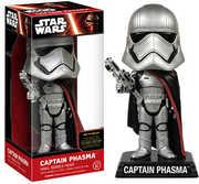 FUNKO POP! STAR WARS: Captain Phasma