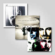 U2 Lp Bundle , U2