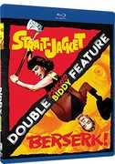Psycho Biddy Double Feature: Strait-Jacket /  Berserk! , Joan Crawford
