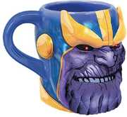 Marvel Avengers Endgame Thanos Premium Sculpted Ceramic Mug