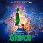 Dr. Seuss' The Grinch (Original Motion Picture Score) , Danny Elfman