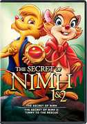 Secret of Nimh 1 & 2 , Hermione Baddeley