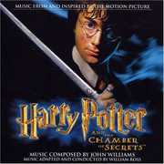 Harry Potter and the Chamber of Secrets (Original Soundtrack) [Import] , Various Artists