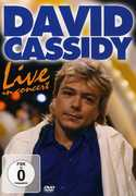 Live in Concert , David Cassidy