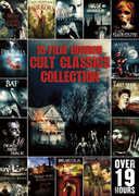 15-Film Horror Cult Classics Collection , Dave O'Brien