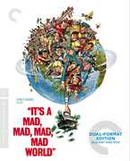 It's a Mad, Mad, Mad, Mad World (Criterion Collection) , Mickey Rooney