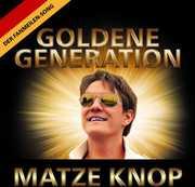 Goldene Generation [Import] , Matze Knop
