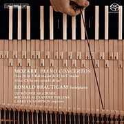 Concertos Pour Piano 14 /  21 , Ronald Brautigam