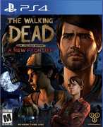 The Walking Dead: The Telltale Series:  A New Frontier for PlayStation 4